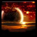 3D Universe HD live wallpaper icon