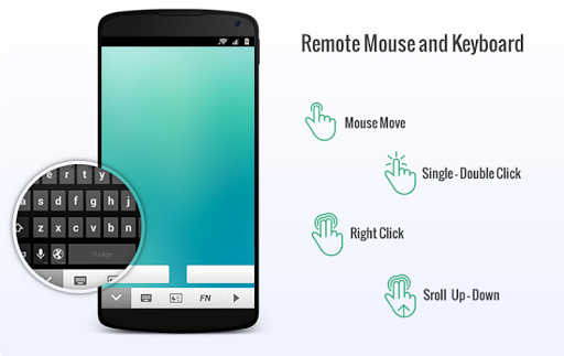 Simple Android Mouse