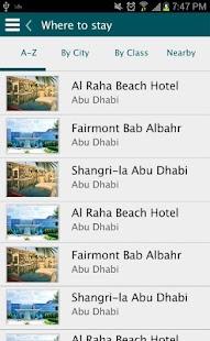 Visit Abu Dhabi - screenshot thumbnail