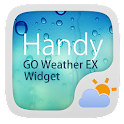 Handy GO Weather Widget Theme icon