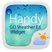 Handy Reweard Theme GO Weather