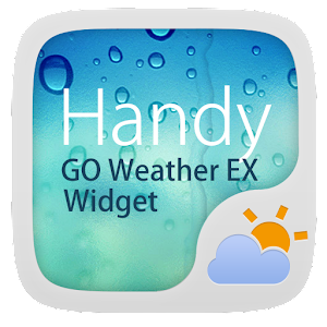 how to change go wether widget themes
