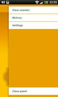 Screenshot of Beer Counter - Drinking Tool
