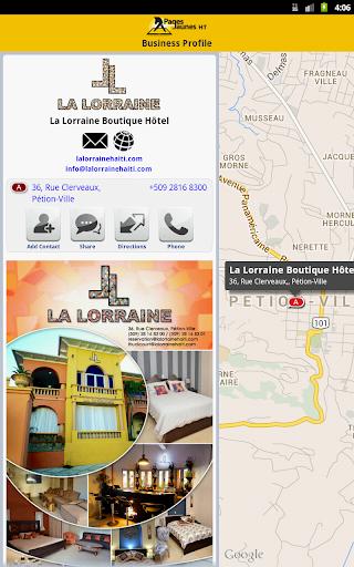 玩商業App|Pages Jaunes Haiti Yellow Page免費|APP試玩