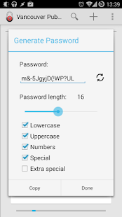 Password Manager Lite - screenshot thumbnail