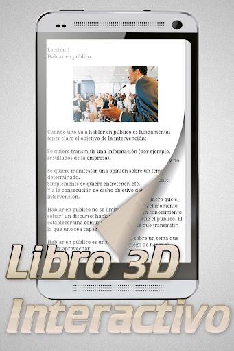 【免費商業App】Curso de Hablar en Público-APP點子