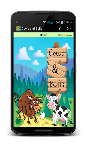 Cows and Bulls