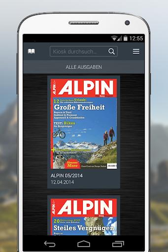 ALPIN eMagazine