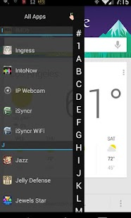 GYF Side Launcher Beta Donate- screenshot thumbnail
