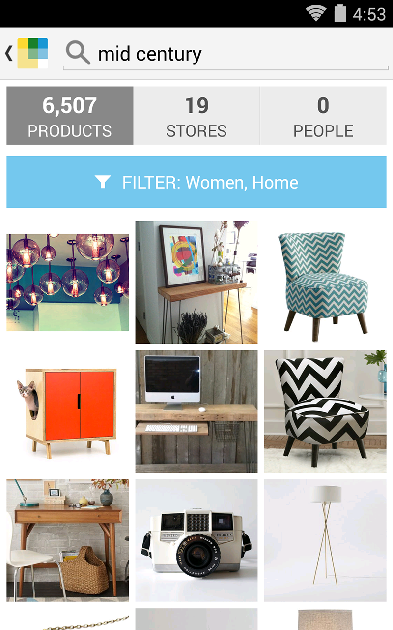 Wanelo Shopping screenshot #4