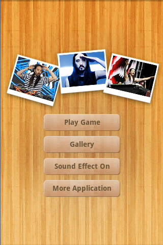 Steve Aoki Puzzle Wallpapers - screenshot