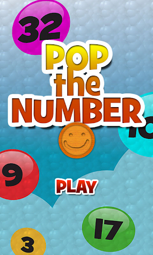 Pop The Number