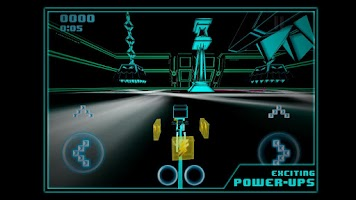 Screenshot of LightSpeeder
