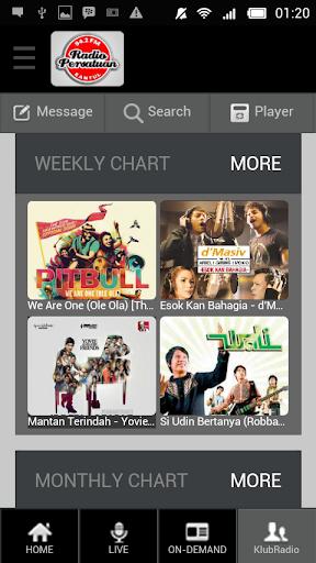 【免費音樂App】Radio Persatuan-APP點子