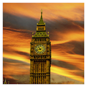 BIG BEN CLOCK LIVE WALLPAPER
