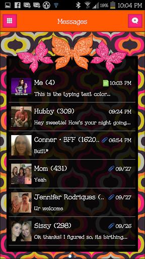 GO SMS - SCS282