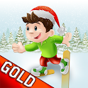 Ski Speed Snow Sport Saga Gold icon