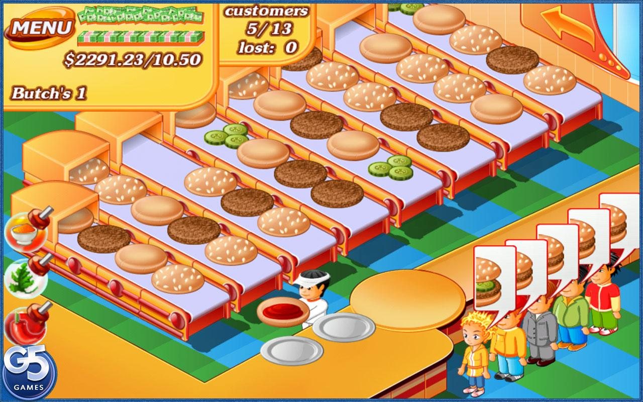 Stand O'Food®- screenshot