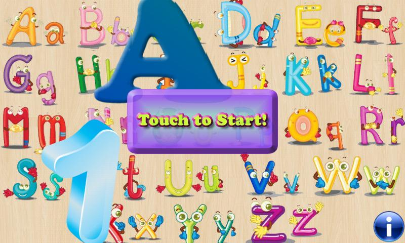 Alphabet Puzzles for Toddlers! - screenshot