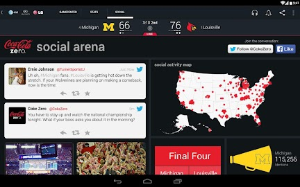 NCAA March Madness Live Screenshot 26