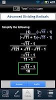 Screenshot of COMPASS Math Prep