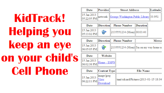 KidTrack™ Installer - screenshot thumbnail