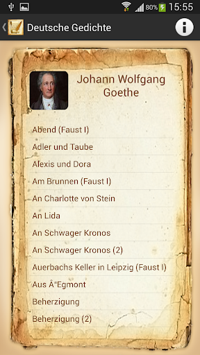 教育必備APP下載|Deutsche Gedichte 好玩app不花錢|綠色工廠好玩App