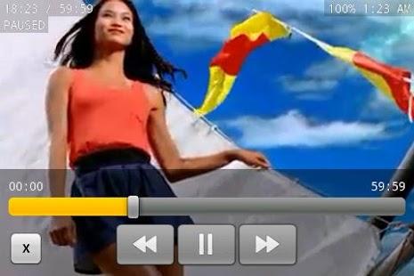 Act 1 Video Player- screenshot thumbnail