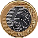 Heads or Tails Brazilian Real icon