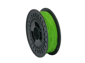 Lime Green Soft PLA - 1.75mm (0.75 kg)