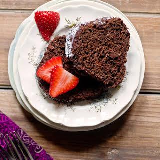 Chocolate Yogurt Bundt Cake.