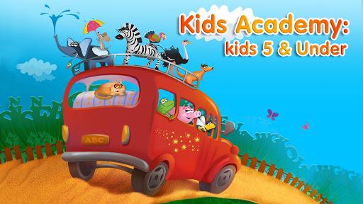 Montessori preschool games app