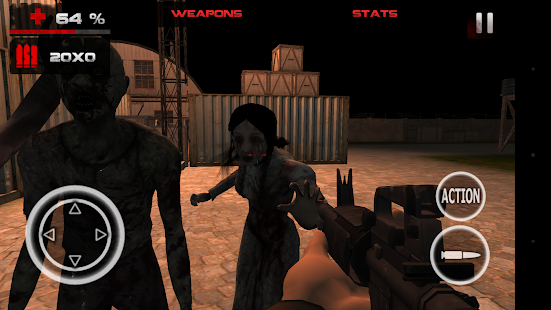 DN: A 3D Zombie Shooting Game