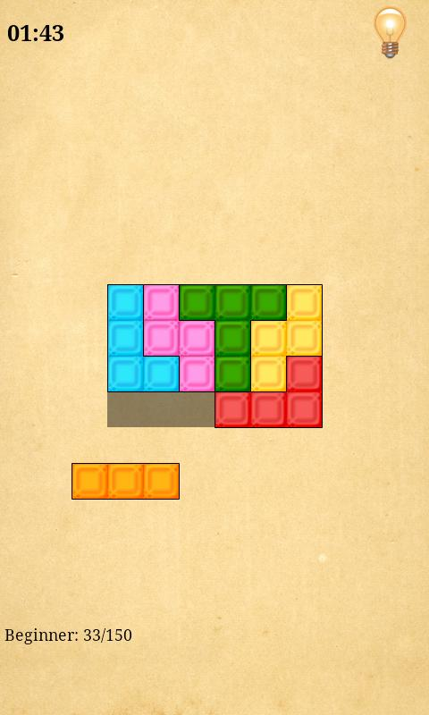 Clever Blocks - screenshot