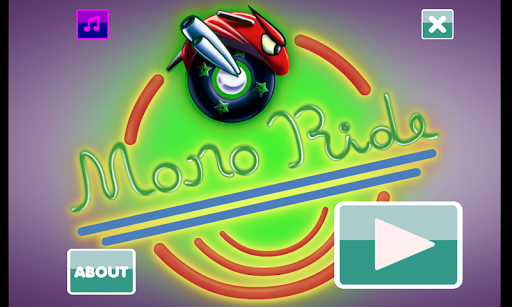 Mono Ride – Free 2D Car Game