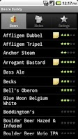 Screenshot of Booze Buddy - UNSUPPORTED