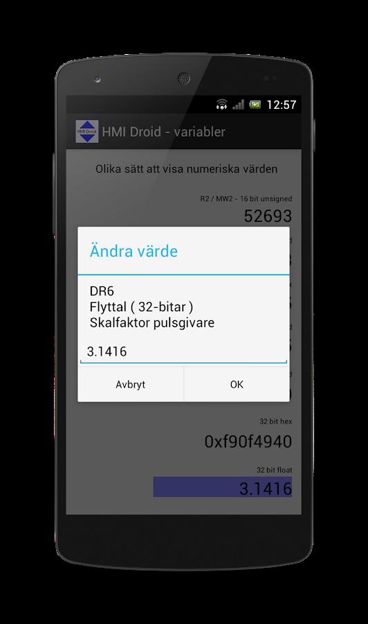 HMI Droid Android Apps on Google Play – Hmi Developer