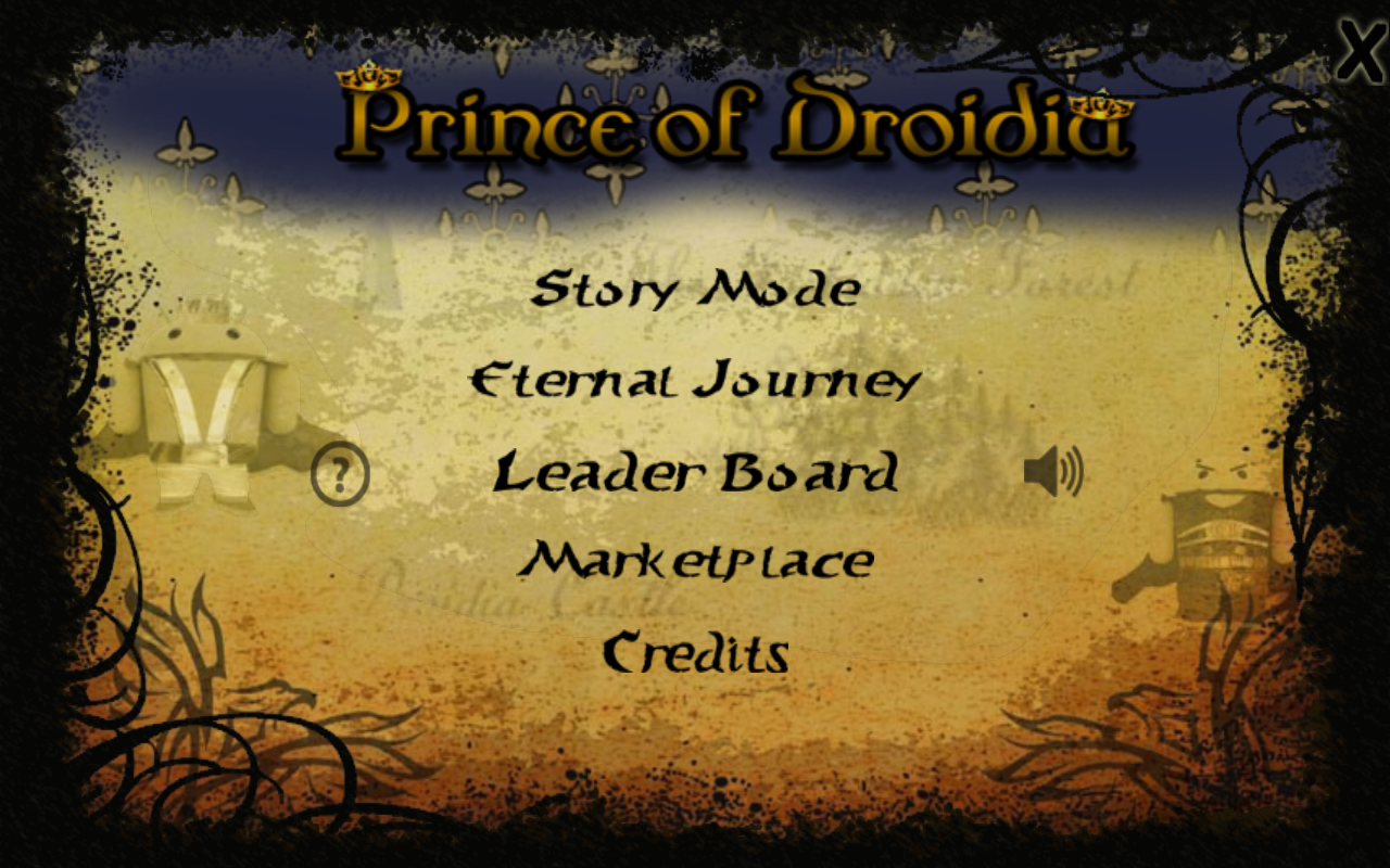 Prince of Droidia - Free - screenshot