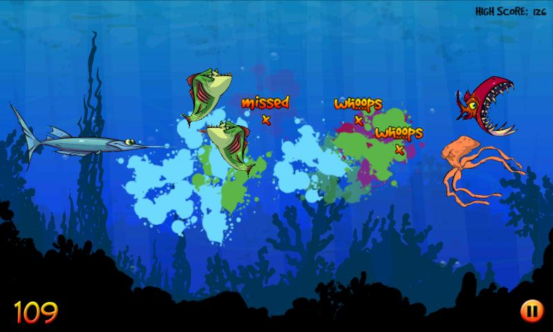 FishPop- screenshot