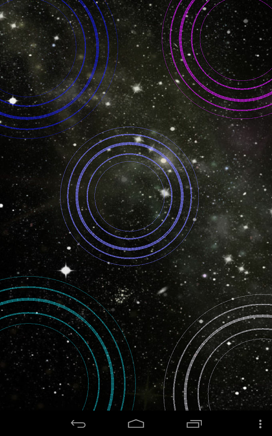 SpaceTheremin - screenshot