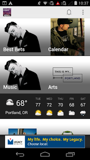 【免費旅遊App】Portland Events from KGW.com-APP點子