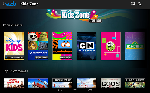 VUDU Movies and TV- screenshot thumbnail