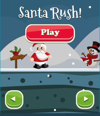 Santa Rush - Christmas Edition