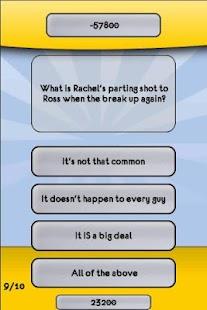 Friends TV Trivia Quiz