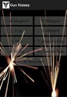Screenshot of Gun Noises