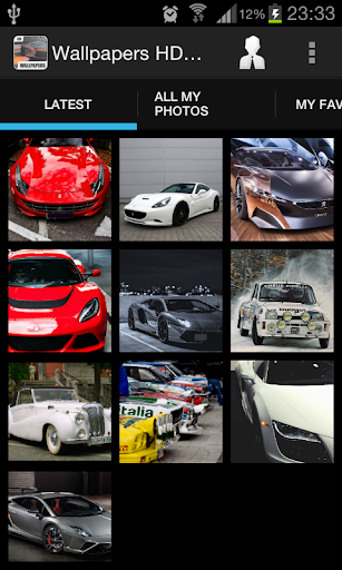 Deluxe Cars Wallpapers