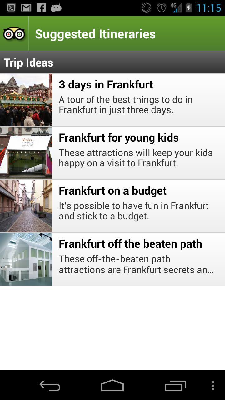 Frankfurt City Guide screenshot #4