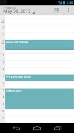 Google Calendar Screenshot 3