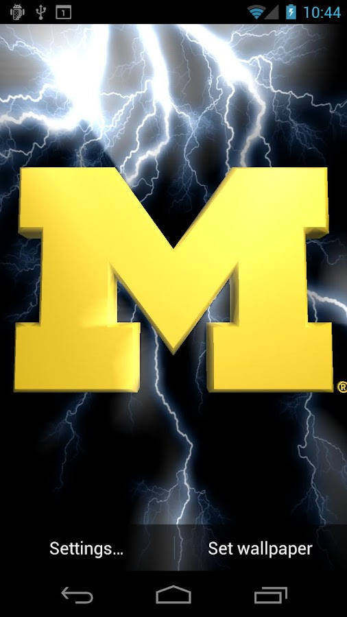 michigan wolverines live wp android apps on google play