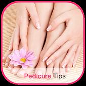 Pedicure Tips
